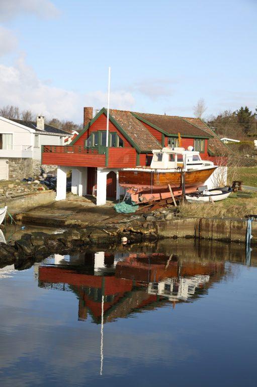 maison pecheur viste norvege
