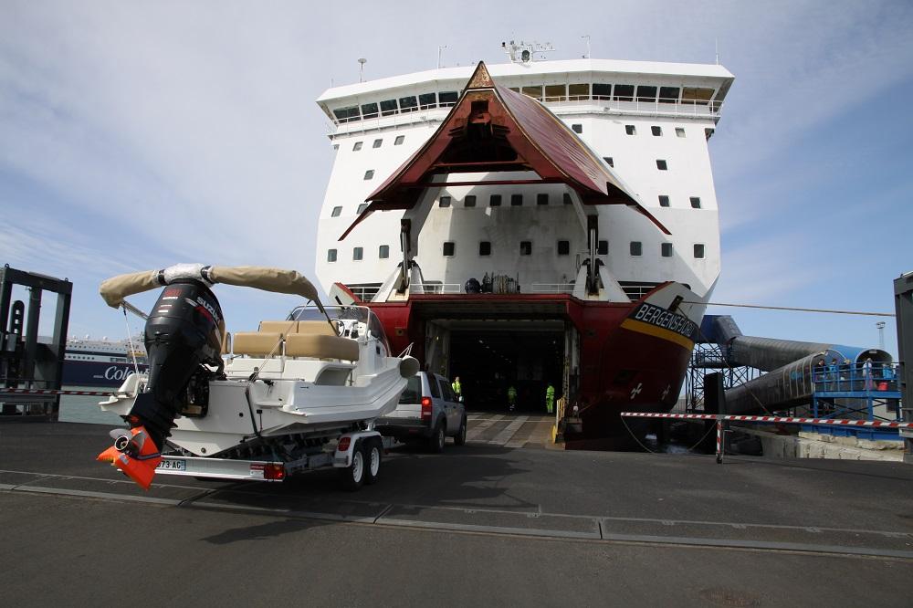 zodiac nzo ferry norvege