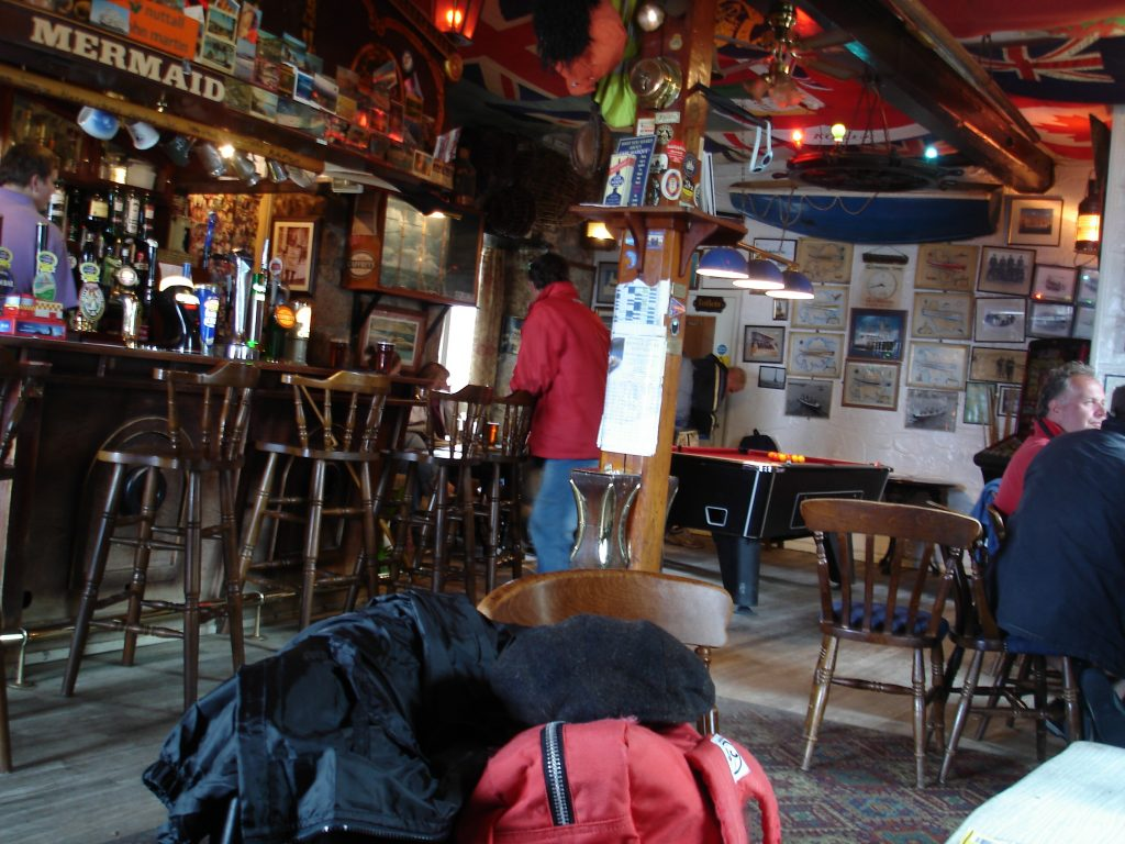 scilly pub mermaid 1