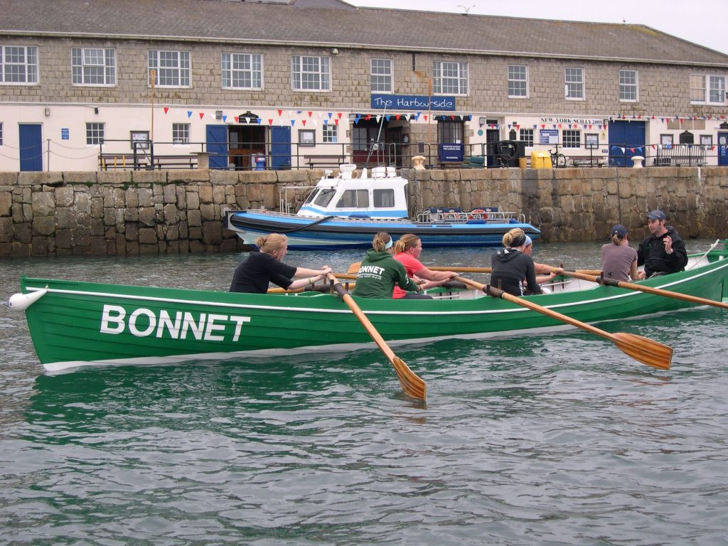 scilly gigs
